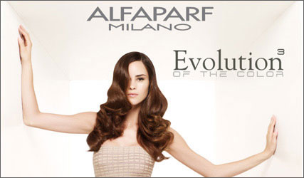 Alfaparf Milano Evolution of Color