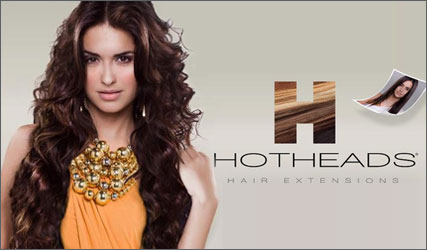 Hotheads Hair Extensions